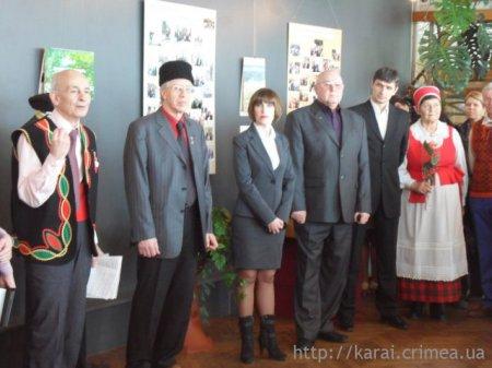 В Севастополе открылась выставка «КРЫМСКИЕ КАРАИМЫ»