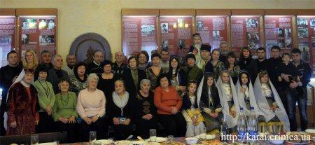 24 декабря 2011 года  Мелитопольское национально-культурное караимское общество отметило своё первое  двадцатилетие!