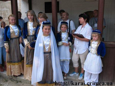 Карайский лагерь в Джуфт Кале