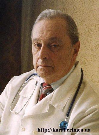 Крымский онкодиспансер теперь носит имя известного ученого Владимира Михайловича Ефетова