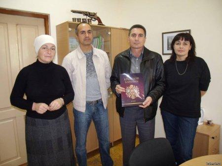 Презентация Каталога в Бахчисарайском заповеднике