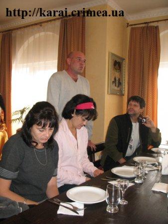Встреча в Мелитополе