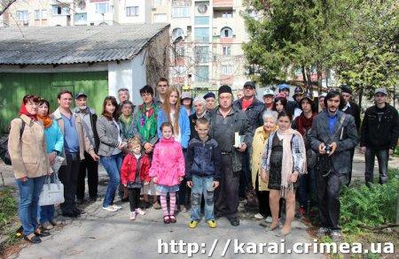 Тымбыл Хыджы в Симферополе