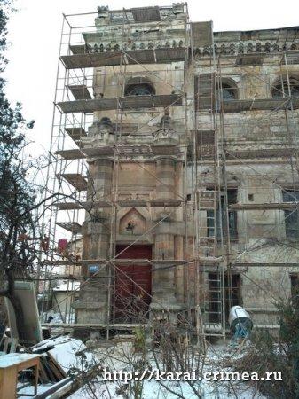 Реставрация кенаса!!!