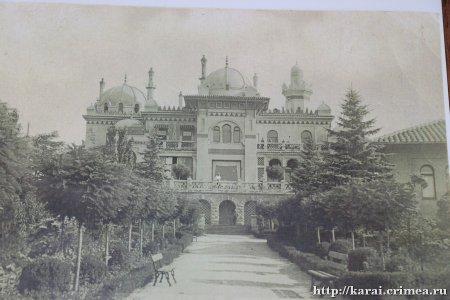 Дача Стамболи: история и архитектура