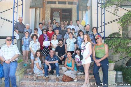 Поездка в Феодосию