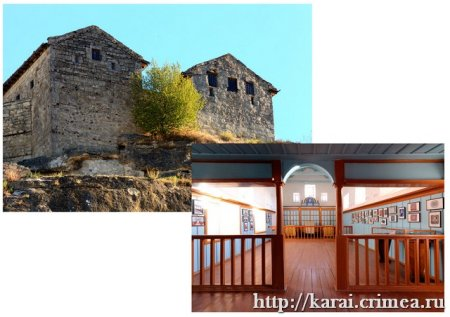 Лекция на тему: «Историко-архитектурные памятники крымских караимов в г. Бахчисарай»