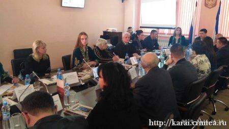 Презентация  печатных изданий крымских караимов-тюрков 15.02.2019 г.