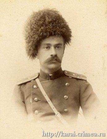 Тапсашар Марк Федотович
