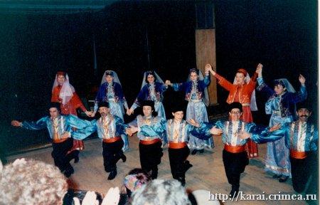 К 30-летию работы по сохранению и возрождению культуры крымских караимов
