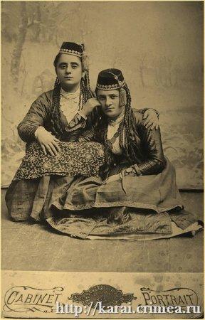 О происхождении караимов из Крыма