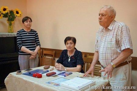 Обществу крымчаков 30 лет! Поздравляем!