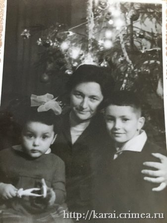 Какой была наша мама и бабушка