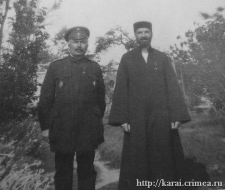 Из неопубликованного. М.Б. Коджак «Караимы. Исторический очерк о караимах крымских и польских».